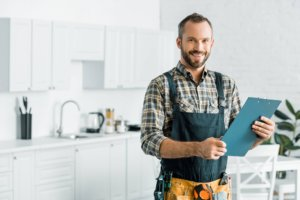 It is the homeowners responsibility to fix residential plumbing issues, but New Flow Plumbing is happy to help.