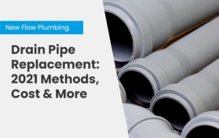 NFP Blog Cover Drain Pipe Replacement_ 2021 Methods, Cost & More