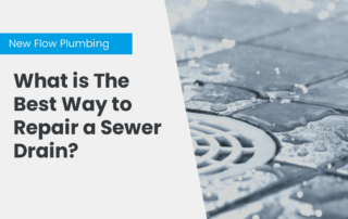What is The Best Way to Repair a Sewer Drain?