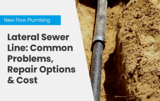 Lateral Sewer Line: Common Problems, Repair Options & Cost