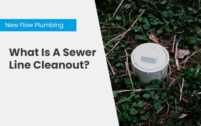 NFP Blog Cover What Is A Sewer Line Cleanout_