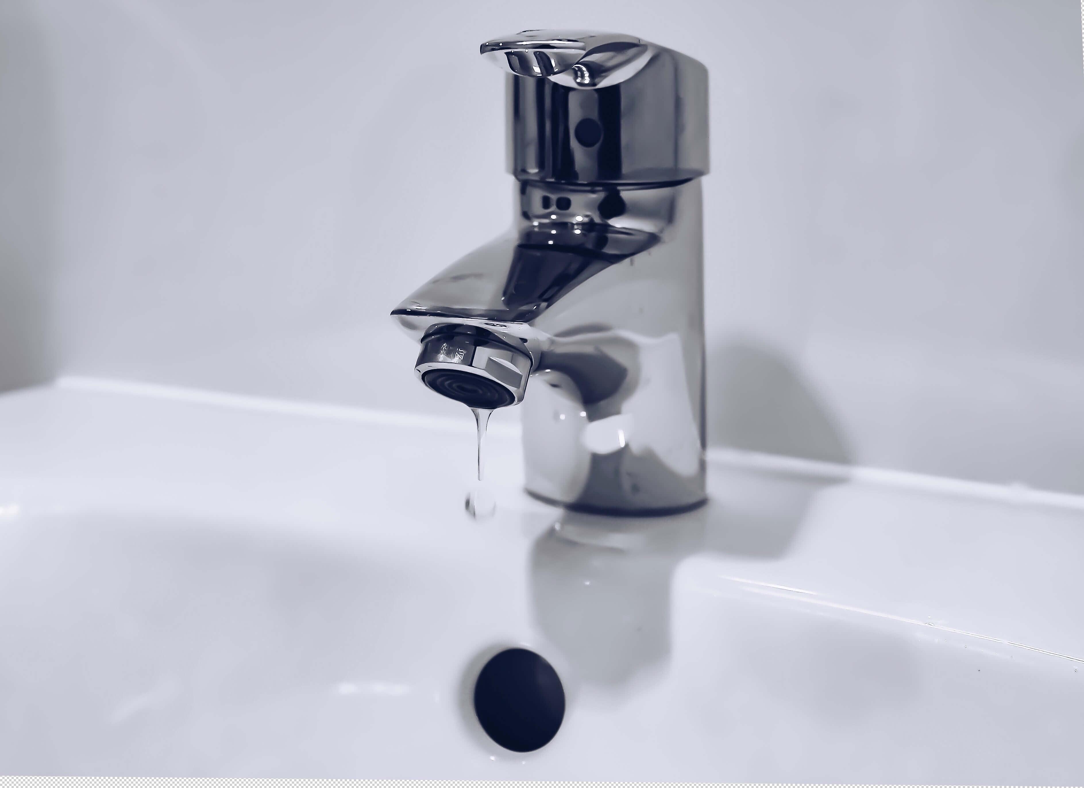 sink faucet leak